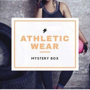 | Mystery Box | athletic wear. Size M/4-6.